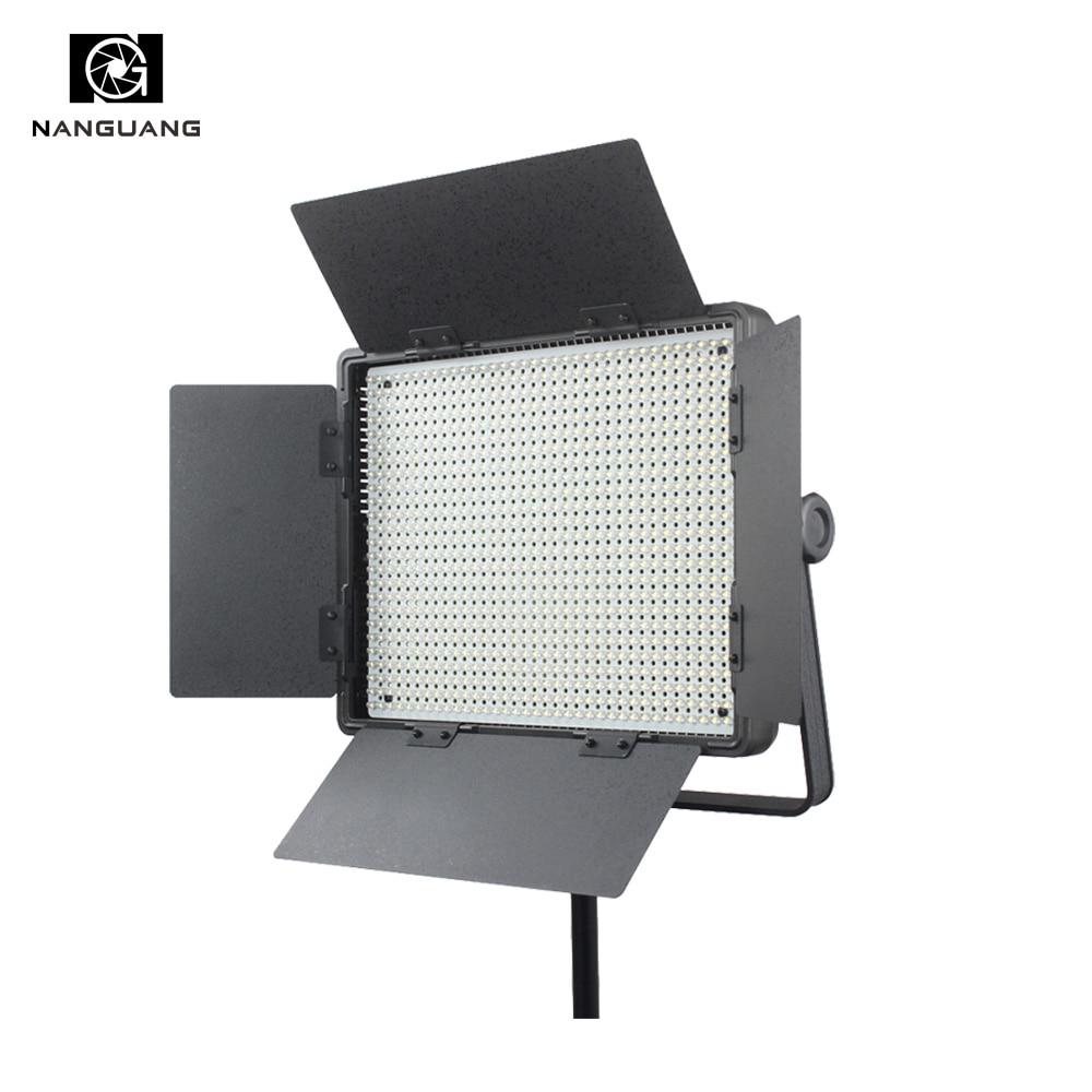 Nanguang CN-900SA 54W plastični prijenosni tv LED video svjetlo LED Studio ploča svjetlo + V montaža baterija ploča + svjetlo torba za film TV  t