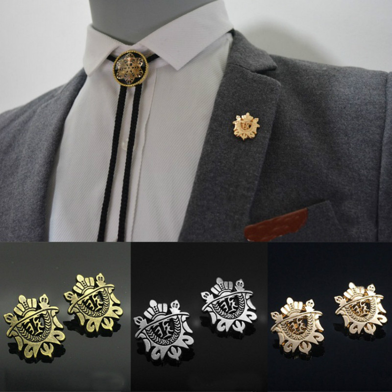 Vintage Broches Men Suit Accessories Shield Brooch Brand Lapel Pin ...