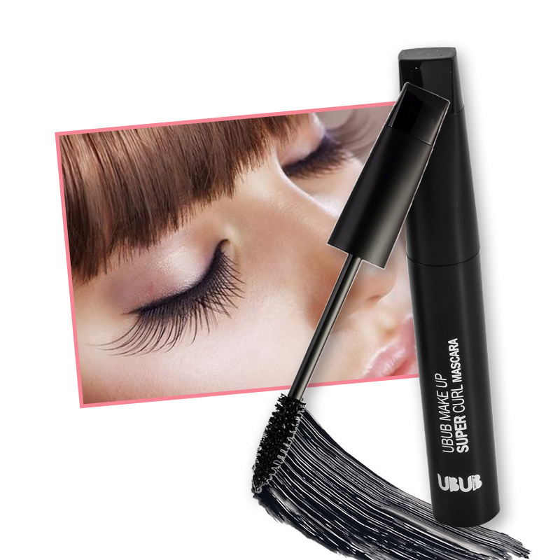 56cdce84d65 UBUB 3D Black Curling Mascara Volume Makeup Brand Waterproof Long Lasting Cosmetic  Quick Dry Thick Lengthening Eyelashes Make Up-in Mascara from Beauty ...