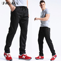 Uwback 2017 New Sweat Pants Casual Pants Men Plus Size 4XL Elastic Waist Loose Sweat Pants For Men Casual Trousers homme CAA329
