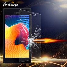 Fintorp Tempered Glass For Sony Xperia M4 M2 L1 E5 E4G E4 E3 Screen Protector For Sony XA Ultra C6 C5 C4 Protective Film Glass цена и фото