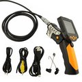 "8.2mm Diameter Endoscope Snake Camera Inspection Camera 5 Meters Cable with Detachable 3.5""LCD Video For Industrial Repair men"