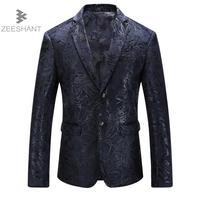 Zeeshant Männer Slim Fit Anzug Jacke Blazer Revers Geschäfts Hochzeit Bräutigam Freizeit Tuxedo Neuesten Mantel-Hose Designs Plus Größe M-5XL