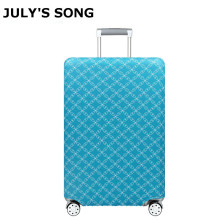 Travel Elastic Luggage Cover Protector Stretch Fabric Zipper Suitcase Protective Covers Travel Accessories Suitcase Case