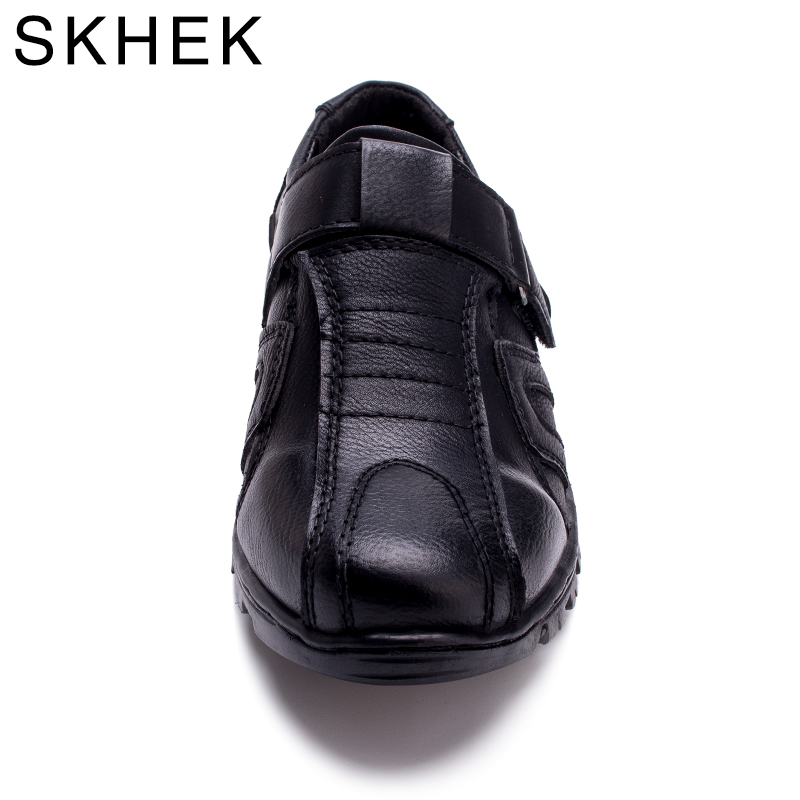 SKHEK Boys Single Shoes for Kids Fashion Shoe Soft Comfortable Boy Sneakers Breathable Black 750 Size 11 11 5 12 5 13 5 1 2 in Sneakers from Mother Kids