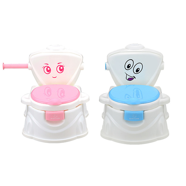 childrens potty chairs alternative to chair covers for wedding portable baby cut cartoon musical toilet car children s child training girls boy kids seat
