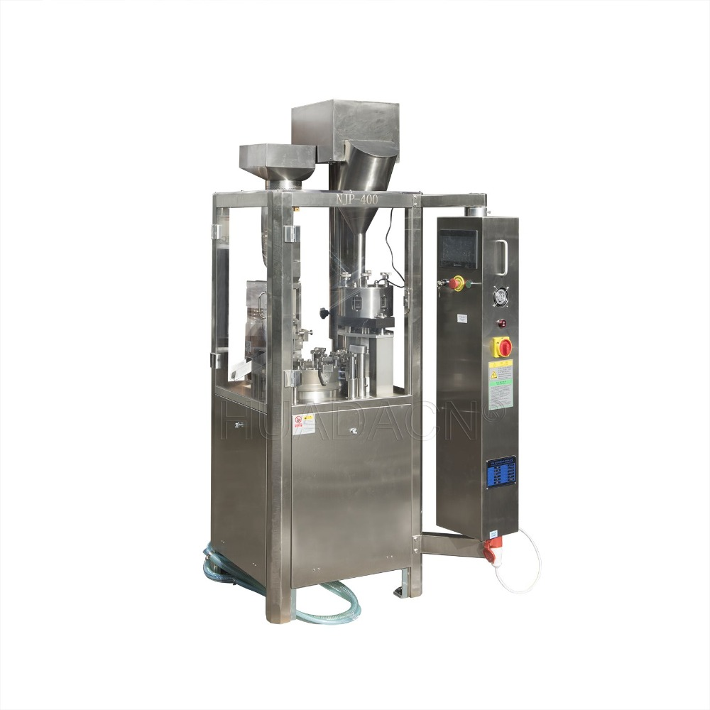 NJP-400C Fully automatic capsule filling machine for jointed capsule 110V/220V