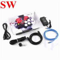 Single Game Pandora Box 9D 2500 IN 1 PCB Board Arcade Game Console 10 3D Games Video Game Console to Joystick Support HDMI & VGA