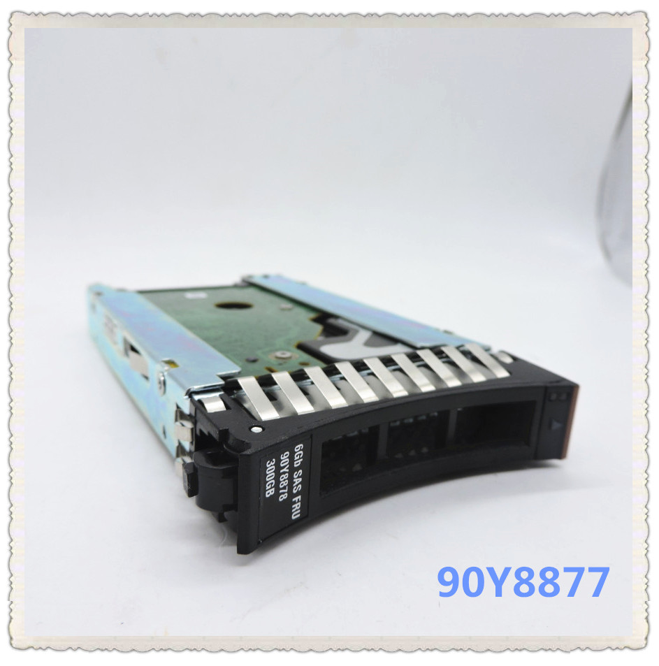 90Y8877 90Y8878 300G SAS 2 5 X3650M4 Ensure New in original box Promised to send in