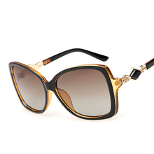 Classic NEW polarized sunglasses women  Sexy Brand designer fashion original Women's sun glasses