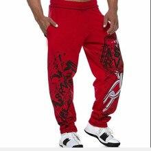 Мужские спортивные штаны, новинка, с принтом, большой размер, штаны для отдыха, мужские защитные штаны, штаны для спортзала