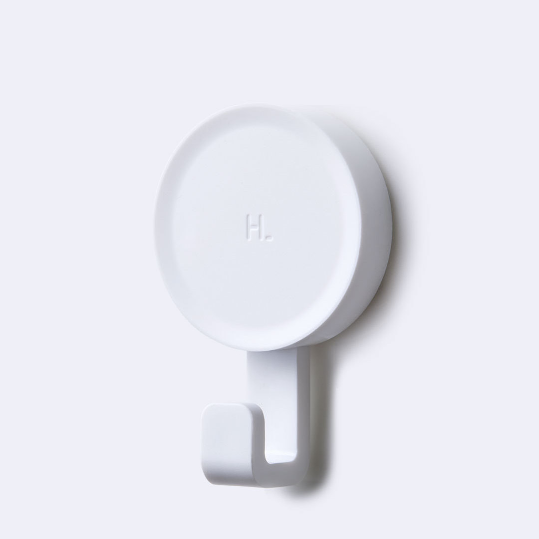 Xiaomi Mijia Youpin Happy Life Small Hook HL Strong Sticky Weight For Kitchen Bedroom Withstand 3kg 6Pcs/Lot image