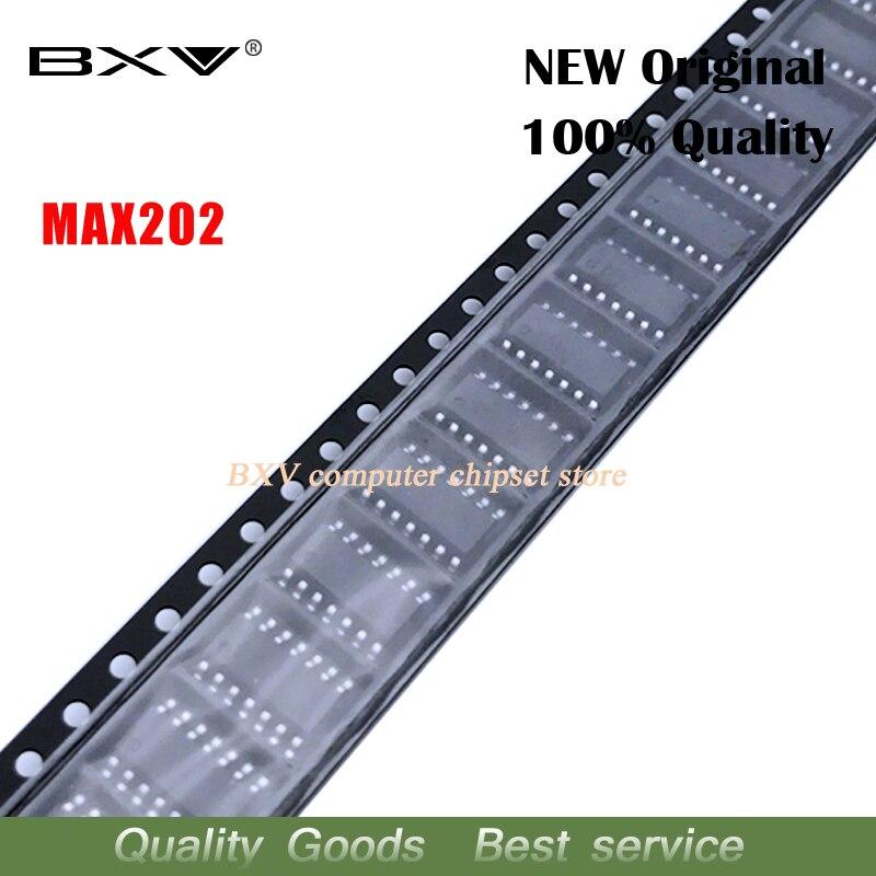 10pcs  MAX202CSE MAX202 CSE SOP-16 New Original Free Shipping