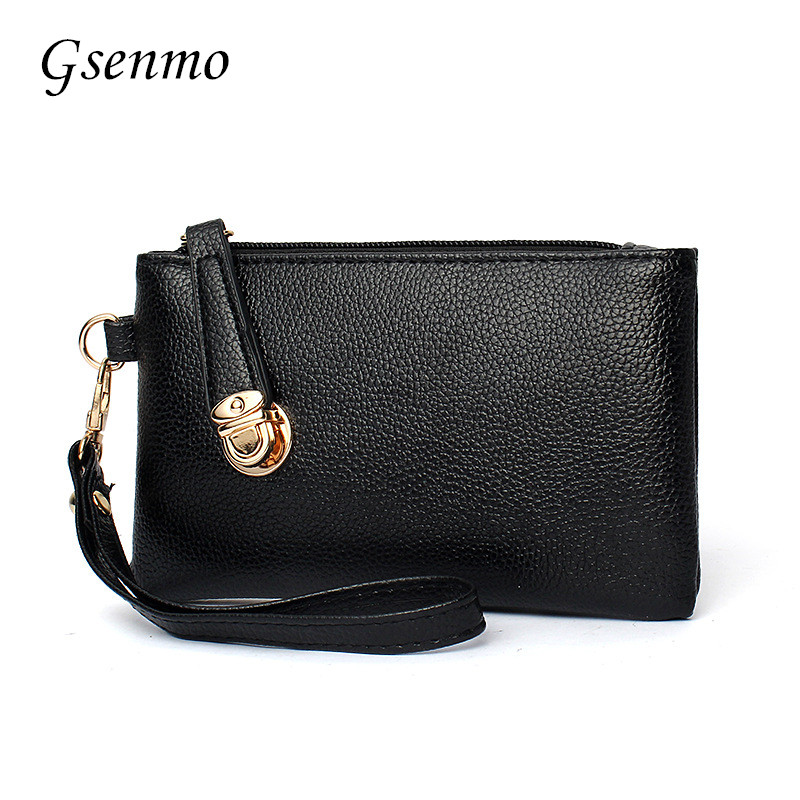 High Capacity Fashion Women Wallets Long Dull Polish PU Leather Wallet Female Double Zipper Clutch Coin Purse Ladies Wristlet 2017 hot sale women wallets dull polish wallet double day clutch purse wristlet portefeuille handbags m0027