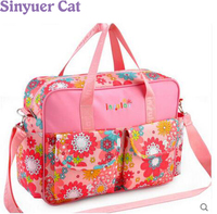 New Design 5 Colors Baby Diaper Bags For Mom Brand Baby Travel Nappy Handbags Bebe Organizer