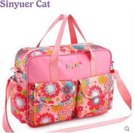 New Design 5 Colors Baby Diaper Bags For Mom Brand Travel Ny Handbags Bebe Organizer