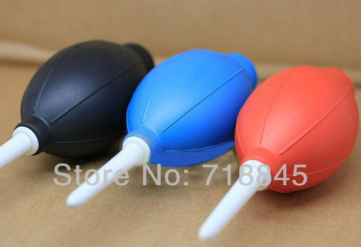 Quality leather tiger Silicone large blowing dust ball for laptop digital camera blower cleaning tools balloon