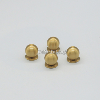 Brand New 10PCS European Pure Brass Kitchen Cabinet Pulls Knobs Cupboard Wardrobe Drawer Wine TV Cabinet Pulls Handles and Knobs