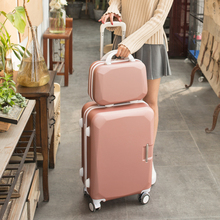 Trolley Suitcase Set/travell Case Baggage/Pull Rod Trunk Rolling Spinner Wheels/ABS Boarding Bag New Sizzling Gross sales