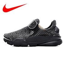 sneakers for cheap 2314f 5e5fc D origine NIKE CHAUSSETTE DART BR Hommes de Chaussures de Course, Noir Blanc ,