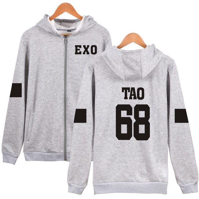 WE ARE ONE EXO ZIP UP HOODIE (20 VARIAN)