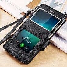 Новый Флип кожаный чехол для Meizu M5S 5.2 дюймов антидетонационных Смарт сна окна телефон, кошелек для Meizu M5 Чехол с Экран протектор