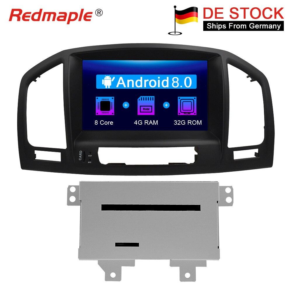 4G Ram автомобильный dvd стерео радио gps навигации мультимедийный плеер для Opel Vauxhall Insignia CD300 CD400 2009 2010 2011 2012 Авто