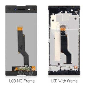 Image 3 - Оригинальный ЖК дисплей для SONY Xperia XA1