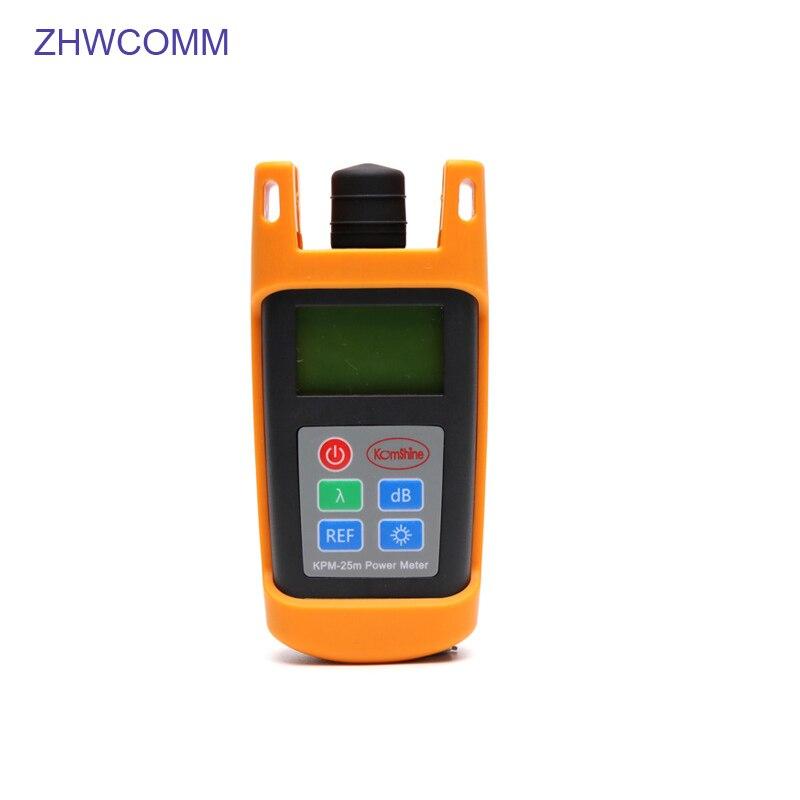 ZHWCOMM KPM-25 Power Meter -70~+3dBm Portable  FTTH Fiber Optical Test Tool Free ShippingZHWCOMM KPM-25 Power Meter -70~+3dBm Portable  FTTH Fiber Optical Test Tool Free Shipping