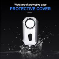 Insta360 ONE X Venture Case Waterproof Housing Shell Insta 360 Diving Protective Case for Insta360 One X Acces Bullet Time