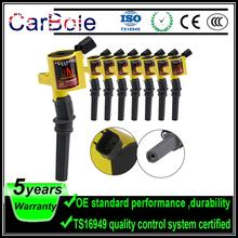 8pcs High Performance Ignition Coils for Ford Lincoln Mercury 4.6L 5.4L Compatible with DG508 DG457 FD503
