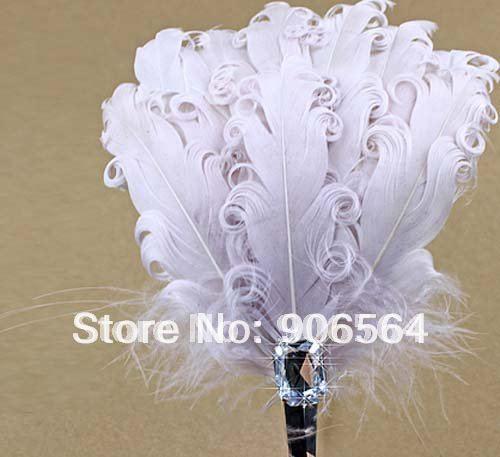 Свадебные перьевые ободки для волос Балет, танец чародейные Шляпы и розничная 2 цвета для избранных 3 шт/партия