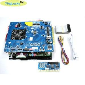 Image 4 - Yinglucky アーケードゲーム王多クラシック jamma ゲームアーケード基板ゲームコンソール 3106 で 1 マザーボード ATX 電源