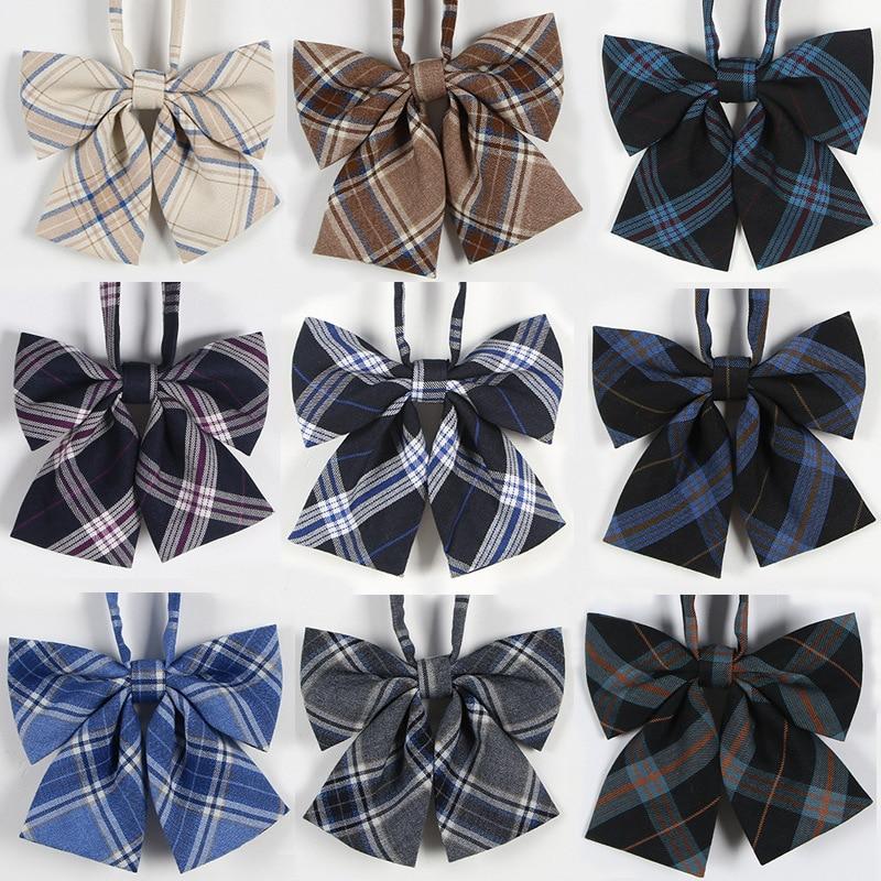 Jk Uniform Bow Tie Cute Japanese/korean School Uniform Accessories Bow-knot Tie Bowties Design Knot Cravat Necktie Adjustable