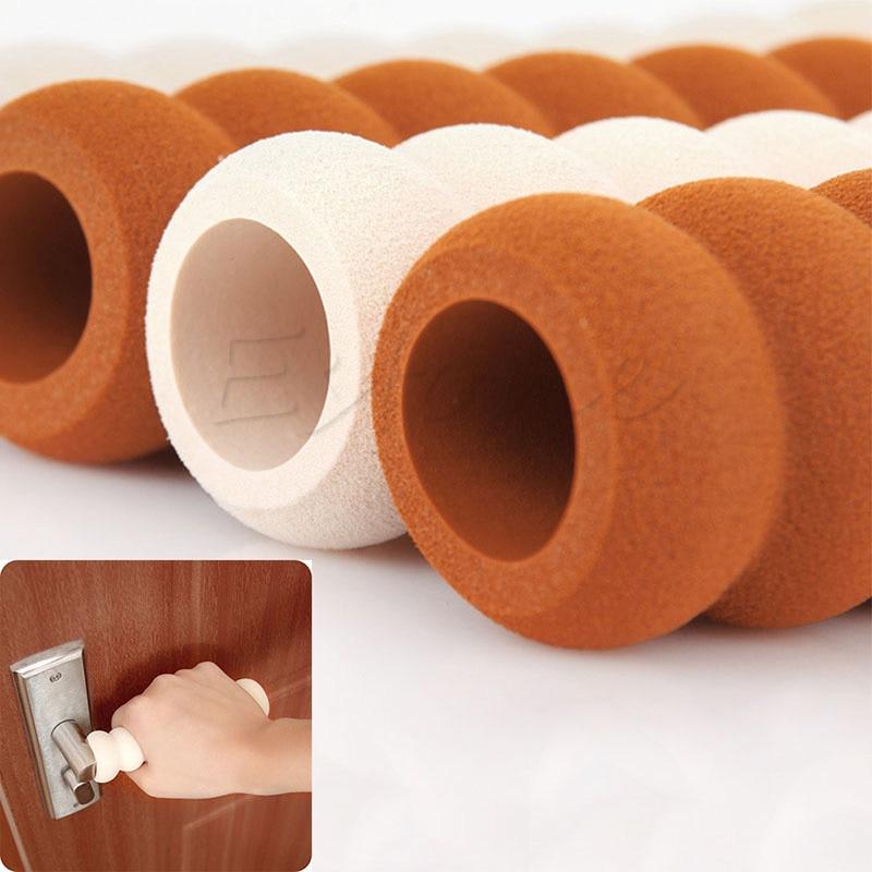 Door Handle Cover Protective Baby Child Safety Doorknob Spiral Sleeve Case