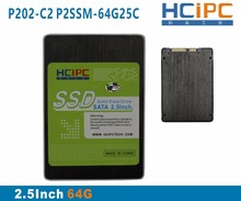 Free Shipping HCiPC P202-C1 P2SSM-64G25C 64G 2.5Inch SATA3 SSD,Solid State Drive,SSD MSATA,Box PC,Industrial PC,ITX motherboard