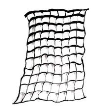 50*70 เซนติเมตร/60*90 เซนติเมตร/70x100 เซนติเมตร/80x120 เซนติเมตรรูปสี่เหลี่ยมผืนผ้าตารางรังผึ้งสำหรับ Studio Strobe Flash Light ร่ม Softbox Diffuser