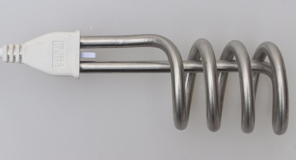 нержавеющей трубки с электрический термостат y28, спираль из нержавеющей ил, элемент 2300 вт, большой мощности Гретель элементы