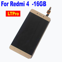 5 0 TOP Quality Full LCD Display Touch Screen Digitizer Assembly For Redmi 4 Standard Edition