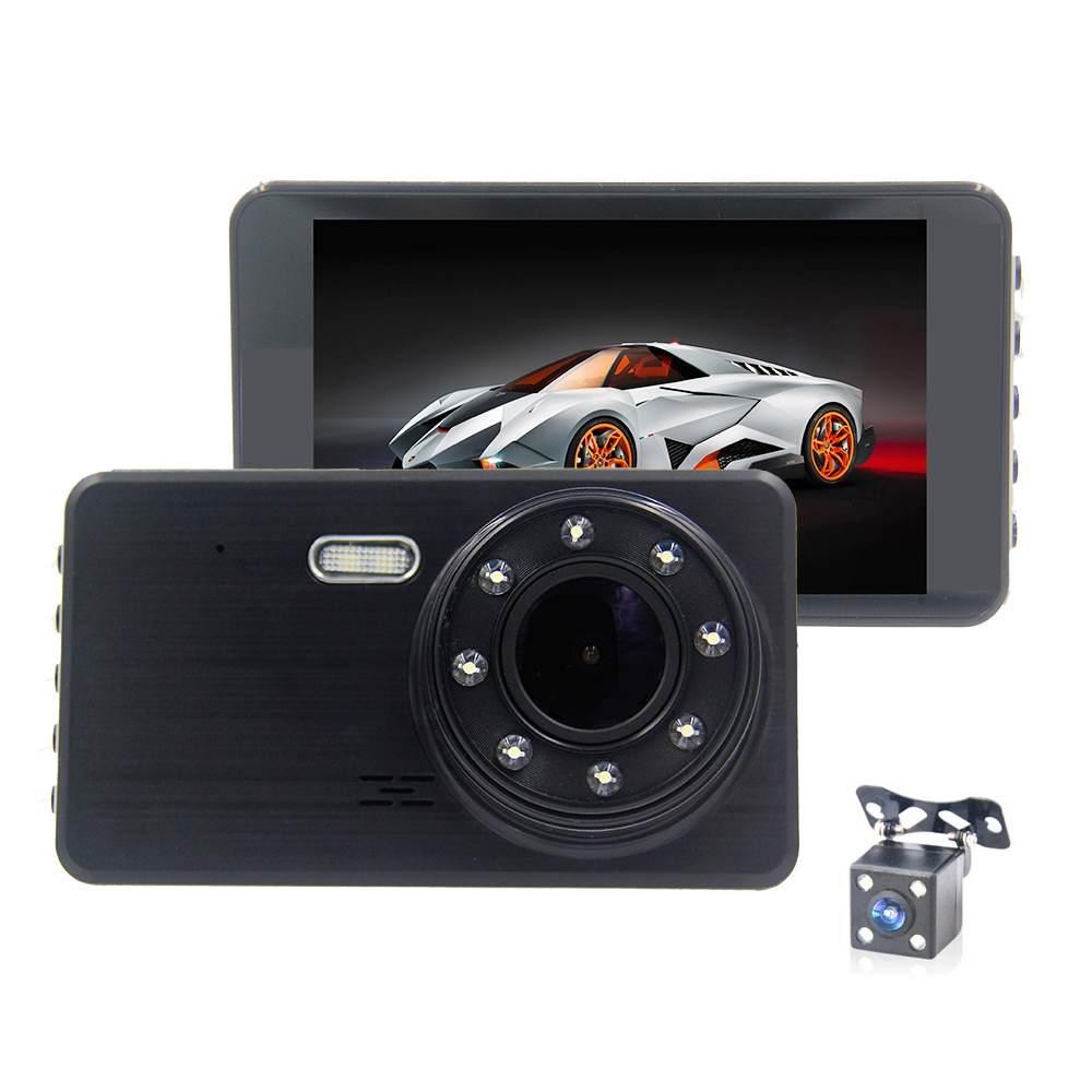 Car DVR New H6 Camera Dash-Cam Video-Registrars G-Sensor 170-Degree Full-Hd 4inch 1080P
