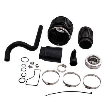 Transom Bellows Kit For Mercruiser / Boat Bravo One Two & 3 Bellow Transom Seal W/ Water inlet hose 30-803100T1 8M0095485