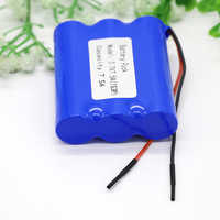 KLUOSI 1S3P 7500mAh 3.7V / 4.2V Lithium-ion Battery Pack with BMS for Small Electric Model Industrial Instruments