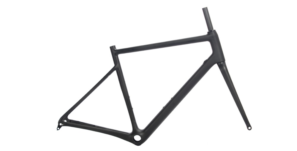 цена UD Matt BB86 Road Bike Carbon Frameset Super Light Road Racing Bike Frame