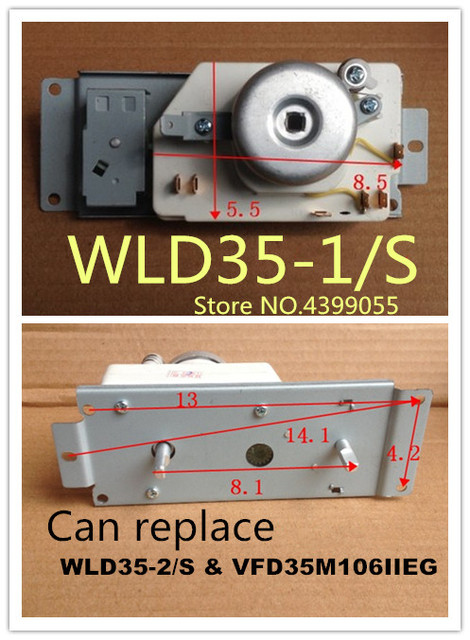 100% high qualtiy WLD35 1/S Microwave oven timer=WLD35 2/S WLD35 WLD35 1 WLD35 Time relay