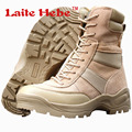 Laite Геба Военные Сапоги Дельта Тактические Ботинки SWAT Американский Боевой Армейские Ботинки Зимние Ботинки Кроссовки Мужчины Size39-44