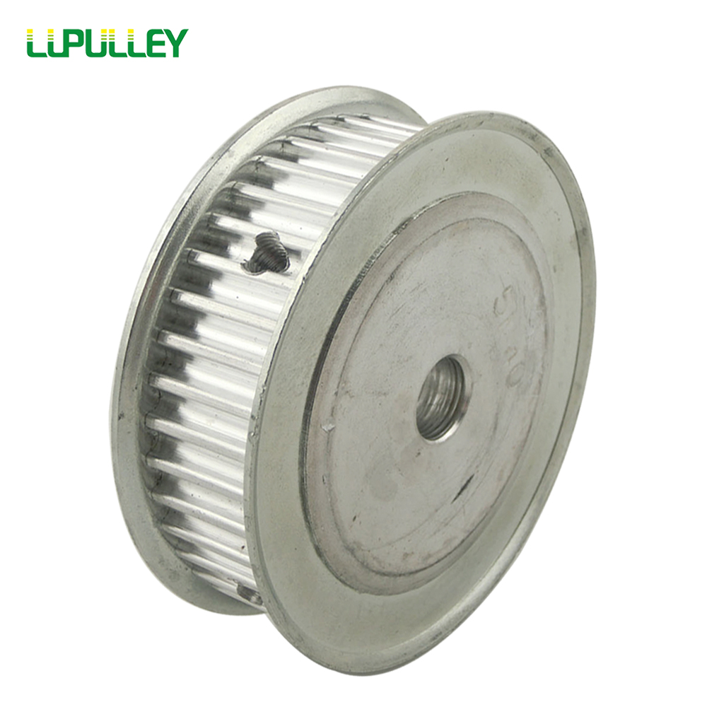 LUPULLEY 3M Timing Pulley 120T Type 16mm Belt Width  3mm Pitch 12mm Bore Synchronous Pulley For CNC Engraving MachineLUPULLEY 3M Timing Pulley 120T Type 16mm Belt Width  3mm Pitch 12mm Bore Synchronous Pulley For CNC Engraving Machine