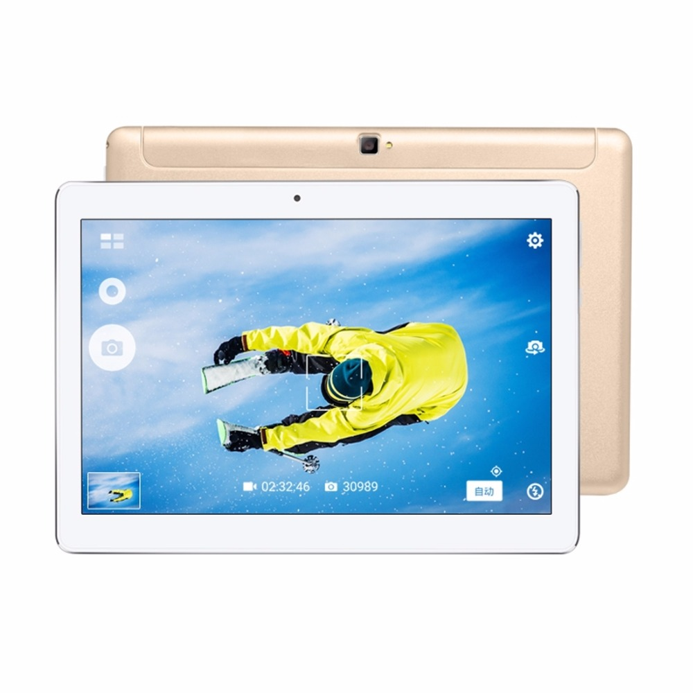 Original VOYO Q101 4G 10.1 inch Tablet MT6753 Octa Core Android 5.1 OS 2GB RAM 32GB ROM 4G Phone Call Tablet PC GPS 5.0MP Camera