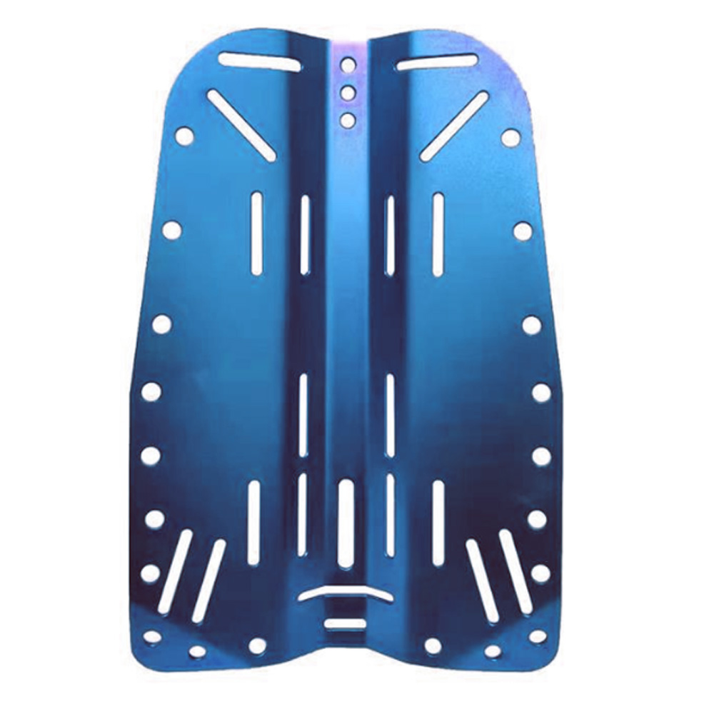Multicolor de aluminio buceo técnica placa buzo BCD placa - 4