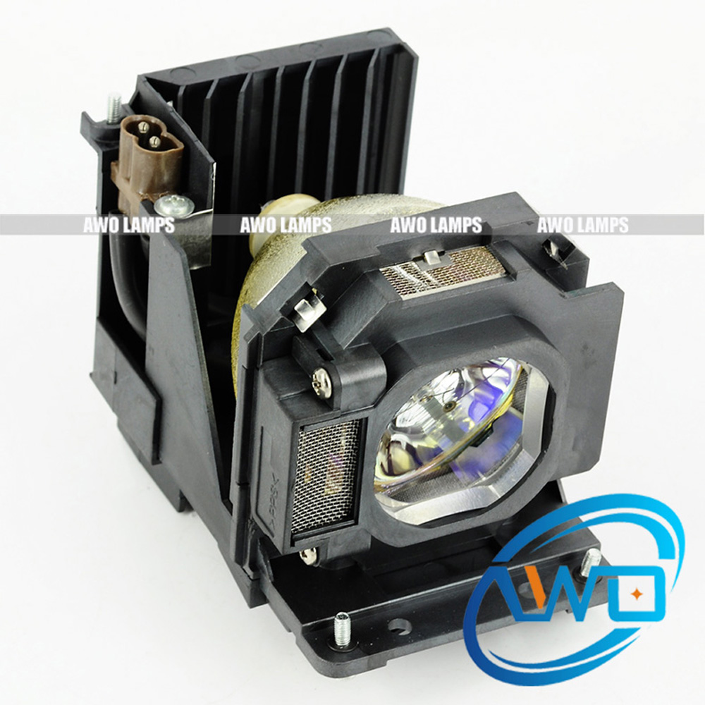 AWO Quality ET-LAB80 Projector Bare Lamp with Housing For Panasonic PT-LB90NTU, PT-LB90U, PT-LB75NTU PT-LB75U PT-LB78V PT-LB80 xim et lab80 projector bare lamp with housing for panasonic pt lb90ntu pt lb90u pt lb75 pt lb75ntu pt lb75u pt lb78v pt lb80