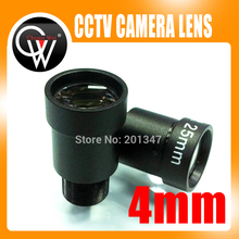 "1/3"" 25mm lens CCTV MTV Board IR Lens for Security Video Cameras free shipping"